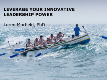 Coaching Session: Leveraging Your Innovative Leadership Power