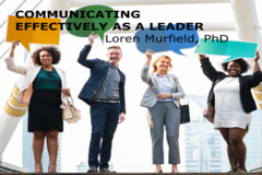 Coaching Session: Communicating Effectively as a Leader