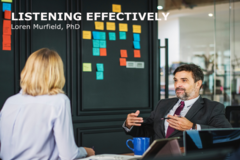 Coaching Session: Listening Effectively as a Leader