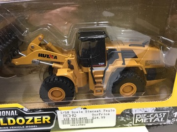 Selling: 1/50 Scale Diecast Payloader