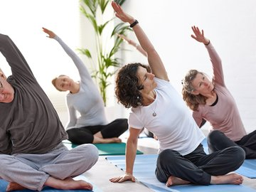Class Offering: Stretch & Release - Improving Mobility