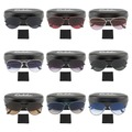 Buy Now: Brand New 100 Sunglasses Hard Case Mix of Aviator and Wayfarer
