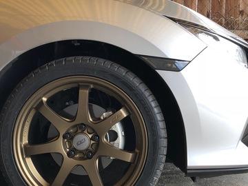 Selling: Mugen GP Wheels 18x7.5 +48 5x114.3
