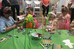 Request To Book & Pay In-Person (hourly/per party package pricing): Birthday Party - Bamboo Package