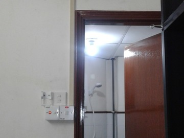 For rent: Small room with attached bathroom in Bistari Condo for rent