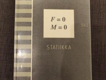 Selling: Eero-Matti Salonen: Statiikka