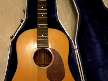 Renting out: Martin D12-20 Natural 1971 wonderful 12 strings