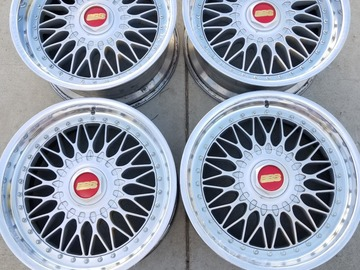Selling: 18 inch BBS RC061/062 5x120