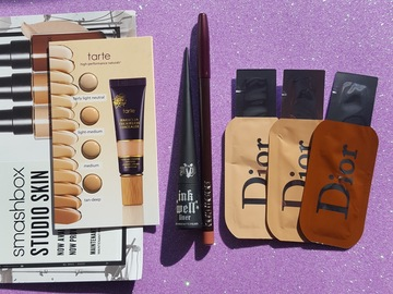 Venta: Pack (Kat Von D, Dior, Laura Mercier...)
