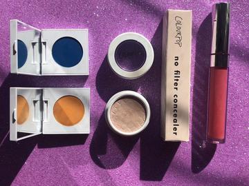 Venta: COLOURPOP pack + muestras