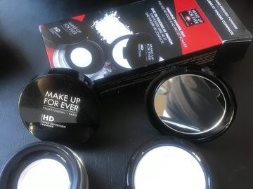 Venta: Duo de polvos HD de Make Up For Ever