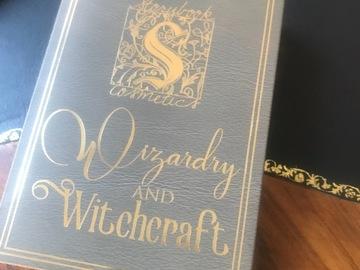 Venta: Paleta Wizardry and  Witchcraft-Storybook cosmetics