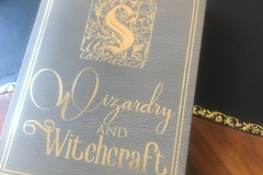 Venta: Paleta Wizardry and  Witchcraft-Storybook cosmetics