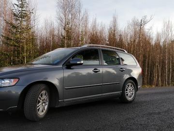 Selling: Volvo V50