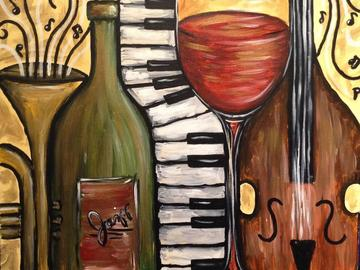 Events & Activities: New Year Jazz n Wine Bash