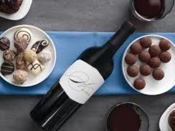 Events & Activities: Chocolate & Wine Tasting