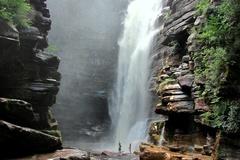 Réserver (avec paiement en ligne): Trek dans la Vallée du Pati - Chapada Diamantina - Brésil