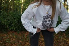 Vente au détail: Sweat Unisex Lion