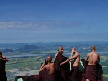Réserver (avec paiement en ligne): Plateau shan, Bagan,Lac Inle, Etats karen et Mon - Birmanie