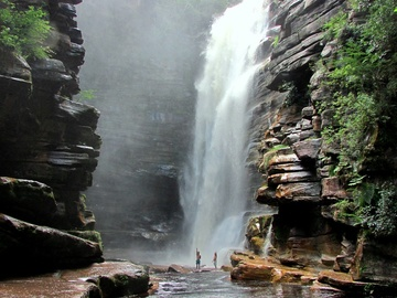 Book (with online payment): Trekking tour to Pati Valley-Chapada Diamantina-Brazil
