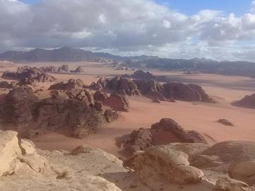 Réserver (avec paiement en ligne): Trek Petra et Wadi Rum - Jordanie