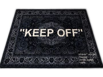 Selling: Off-White Ikea Keep Off Rug Virgil Abloh