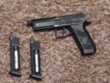 Selling: ASG CZ-P09