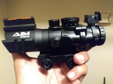Selling: Aim Sports 4x Tri- illumination