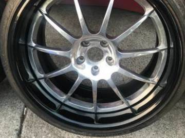 Selling: HRE 843R for Mercedes or 5x112 bolt pattern