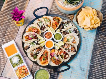 Request To Book & Pay In-Person (hourly/per party package pricing): Private Room at Wild Salsa - Friday, Saturday and Sunday Evening