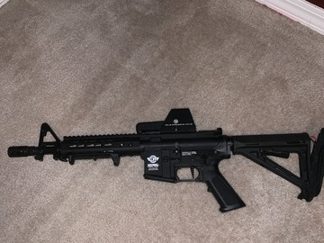 Selling: G&G Combat machine customized