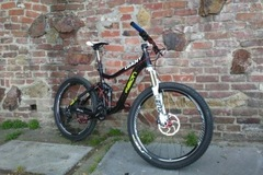 "Daily Rate: Giant Reign (Medium) 6"" fully suspended All Mountain/Enduro"
