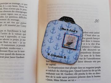 Vente au détail: Marque-pages 'Jean de Béthencourt'