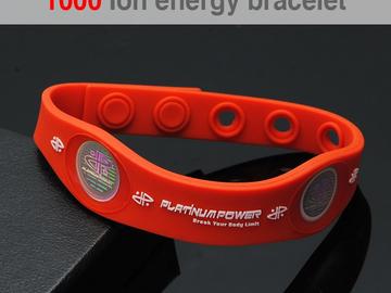 Vente avec paiement en ligne: Top Qualité Silicone de Basket-Ball Sport D'énergie Taille