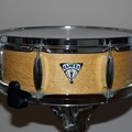 "Selling with online payment: Famous Drum Snare 14 x 5.5"" 4-ply Maple shell"