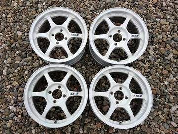 Selling: SSR Type C - 15x6.5 +35 4x100