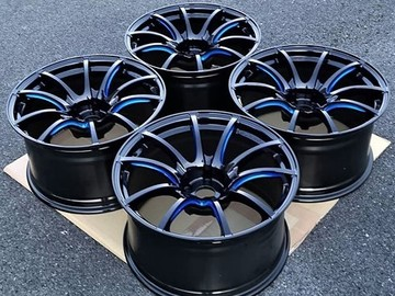Selling: Weds Sports SA55M 19x10.5 +15 5x114.3 - Brand New in Box