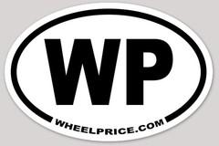Selling: WheelPrice Destination Sticker