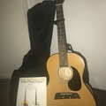 Renting out: First Act Adam Levine Acoustic Guitar
