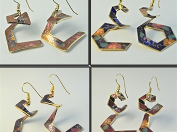 Buy Now: 100-Genuine Closinne Dangle Earrings-- $.99 pr!