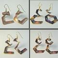 Liquidation Lot: 100-Genuine Closinne Dangle Earrings-- $.99 pr!