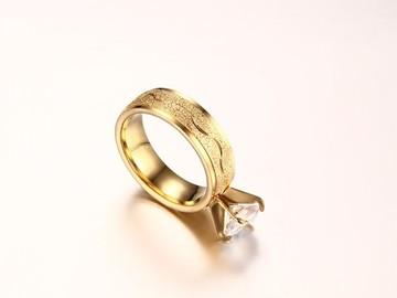Vente avec paiement en ligne: Bagues de fiançailles pour les Femmes Anneau De Mariage