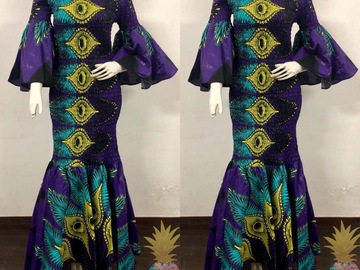 Selling with online payment: Mardi Mermaid Dress
