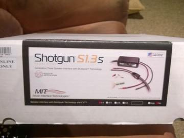 Vente: MIT Shotgun S1.3