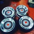 Selling: 5x120 bbs rs upsized 16-17...17X9.5 -10.5