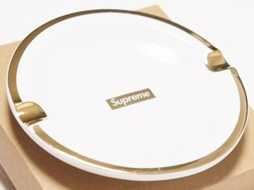 Selling: Supreme Gold Trim Ashtray