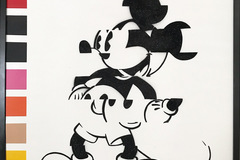 Selling: Glitch Mickey - Multiple Original
