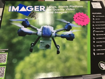 Selling: Rage imager 390 FPV