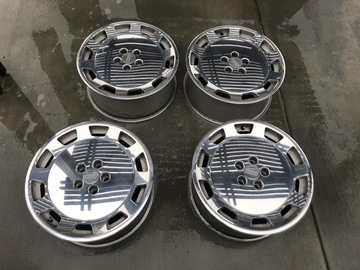 Selling: FS: Audi A8 Monoblocks Polished 5X112 ET48