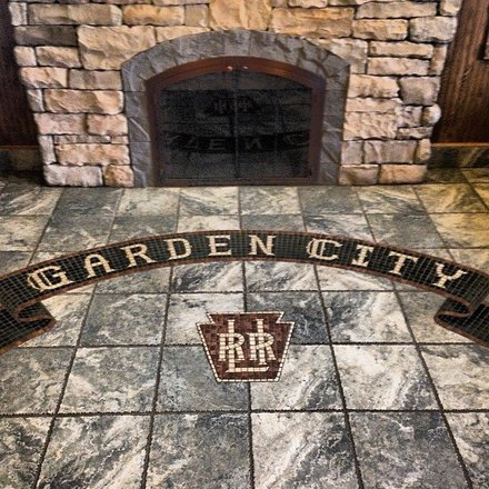Garden City NY, Park and walk to the LIRR Station  - CurbFlip